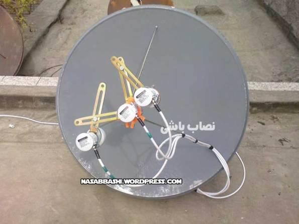 نصب عربست و یوتلست ۳ با قیچی به مرکزیت هاتبرد