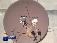 آموزش نصب ماهواره یاه ست | نصاب باشی - اخبار ماهواره