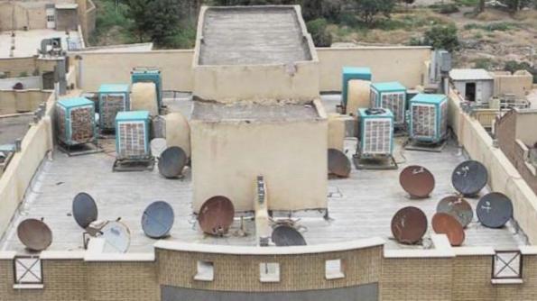 ماهواره در ایران